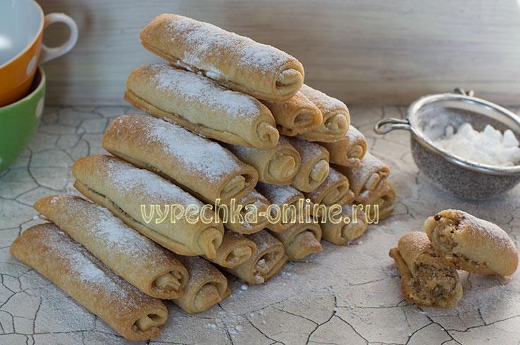 Печенье ореховое рецепт с фото пошагово