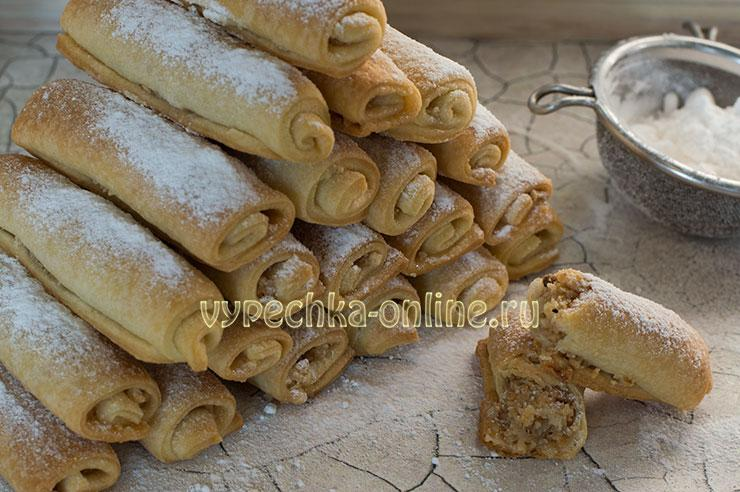 Печенье ореховое Бармак