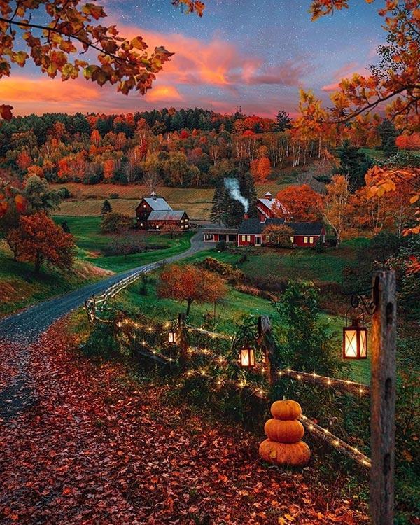 красивые осенние картинки
