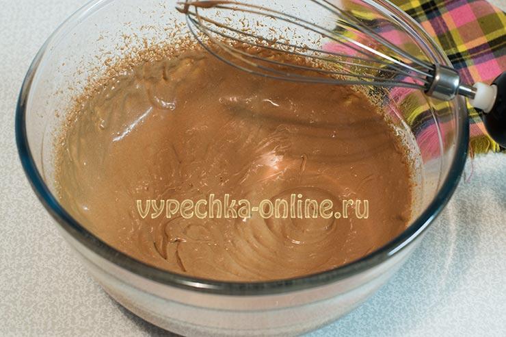 Крем на сливках для бисквита