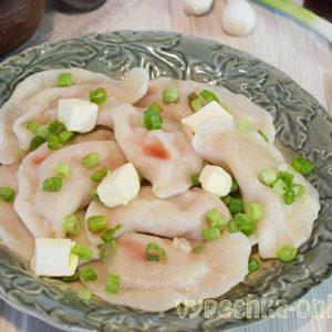 Что приготовить из вареной колбасы – вареники с картошкой и докторской, рецепт с фото