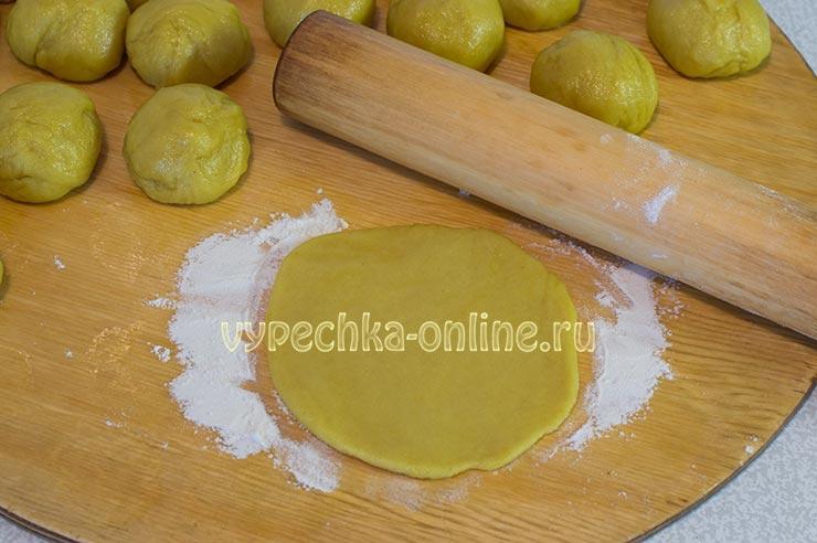 Яблочные трубочки рецепт
