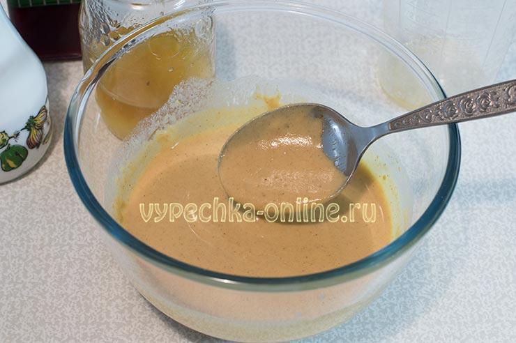 Горчица на молоке в домашних условиях рецепт