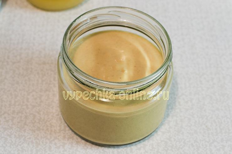 Медовая горчица рецепт приготовления