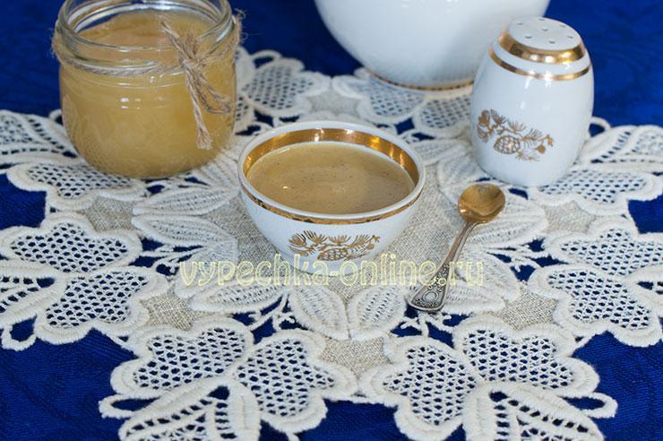 Горчица на молоке и меде в домашних условиях рецепт с фото