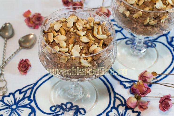 Творожный десерт без выпечки рецепт с фото в домашних условиях