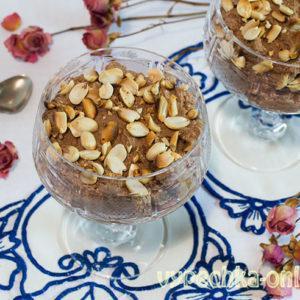 Десерт из творога без выпечки на скорую руку в домашних условиях со сгущёнкой