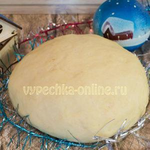 Французское тесто для пирожков и всех видов выпечки холодного приготовления