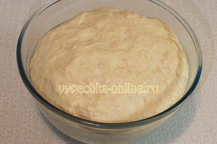 Тесто на картофельном отваре