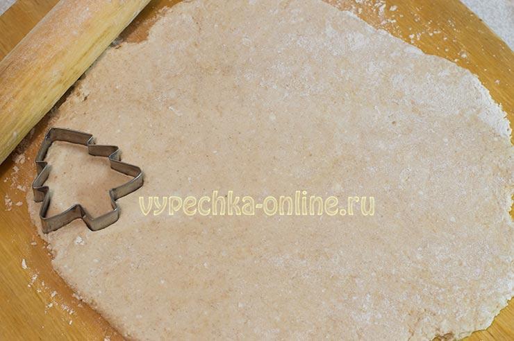 Творожное печенье простой быстрый рецепт