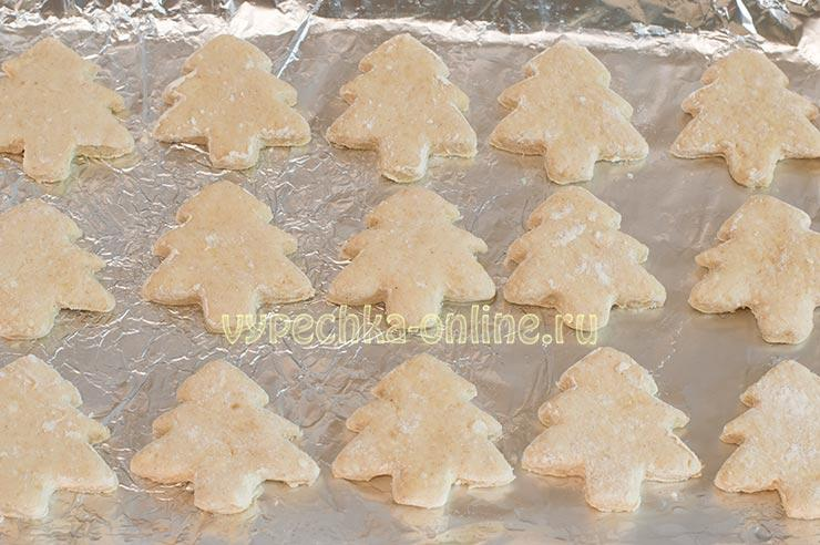 Творожное печенье простой быстрый рецепт в духовке