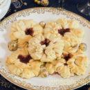 Печенье курабье в домашних условиях рецепт с фото пошагово в духовке