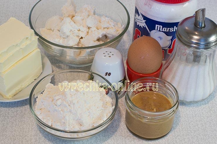 Рецепт с marshmallow fluff