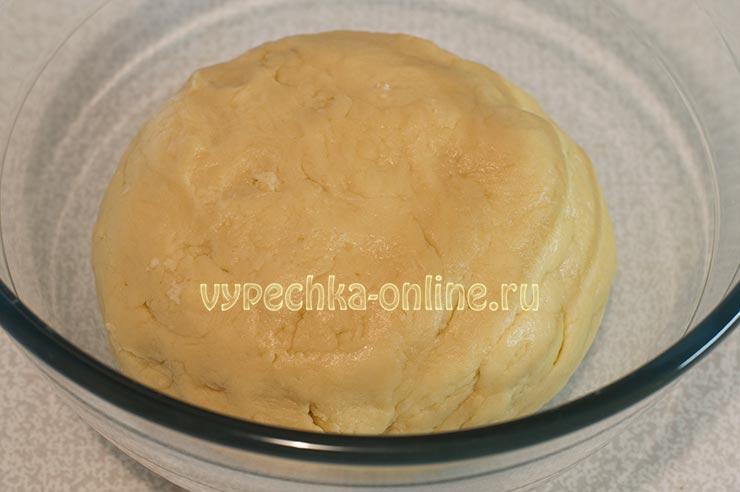Песочное тесто на сметане