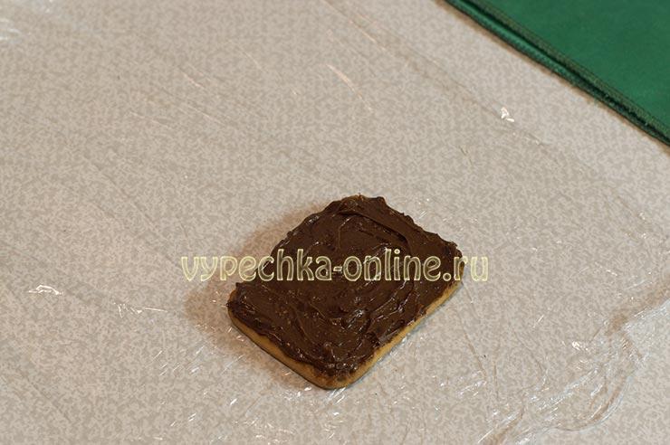 Рецепт десерта из печенья без выпечки