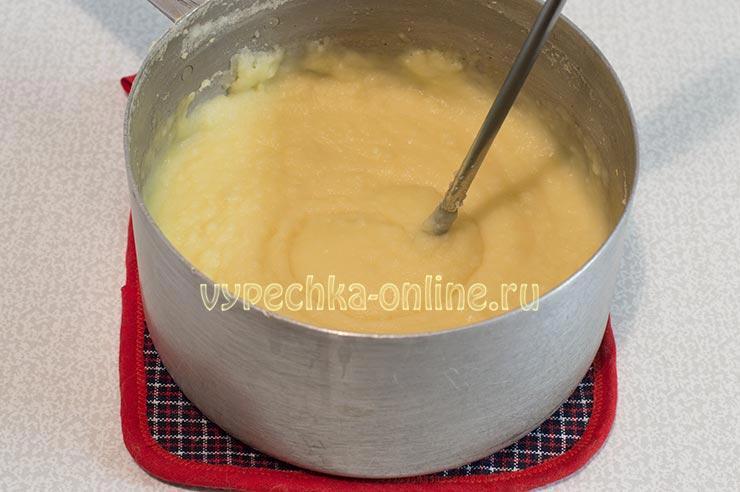 Пюре из картошки