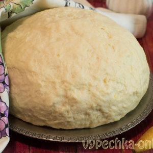Дрожжевое тесто на молоке пышное как пух и очень вкусное для пирожков в холодильнике –рецепт с фото