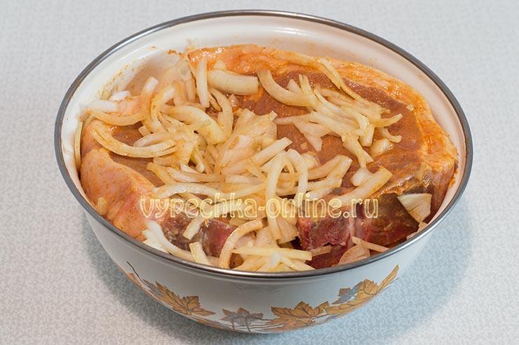 Свиная корейка на кости рецепт в духовке