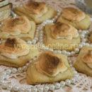 Печенье творожное треугольники с сахаром рецепт с фото пошагово в духовке