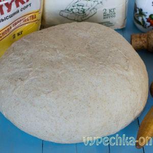 Выпечка из цельнозерновой муки рецепт с фото простой и вкусный – дрожжевое тесто для пирожков, булочек, хлеба