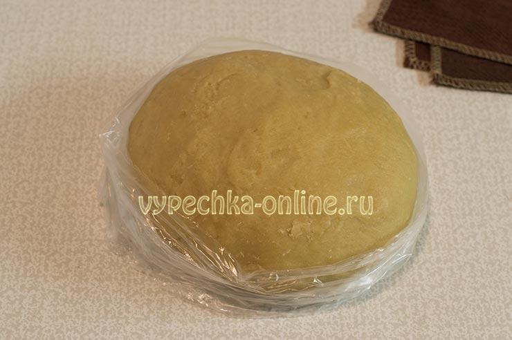 Тесто для коржей на медовый торт
