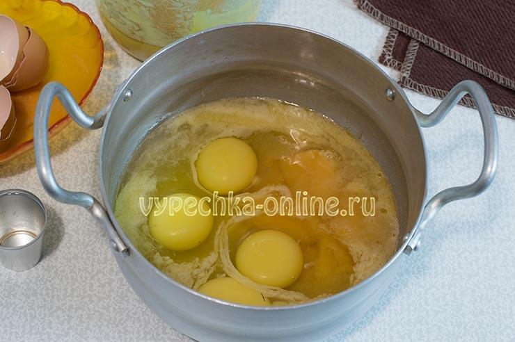 Яйца, водка, мёд