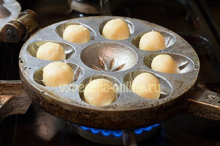 Печенье орешки со сгущенкой старый рецепт с фото пошагово на газу