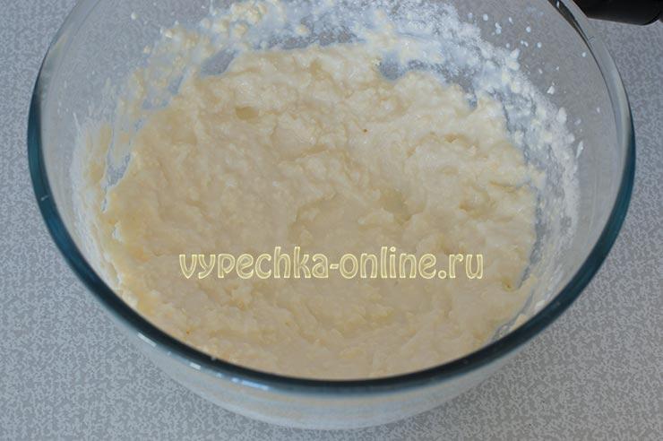 Печенье с яичными белками