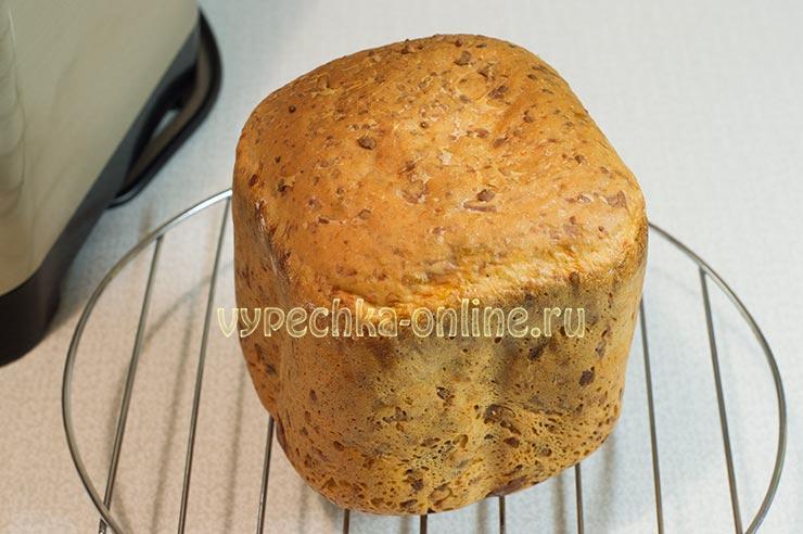 Сырный хлеб в хлебопечке рецепт простой и вкусный