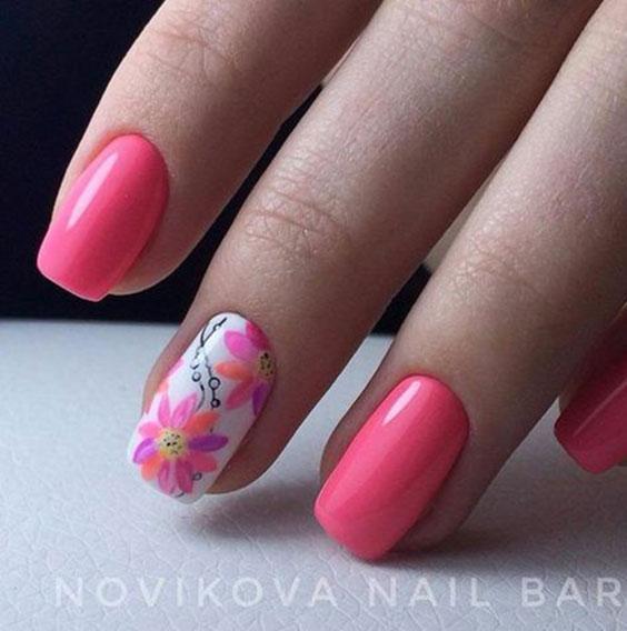 Дизайн ногтей весна 2020