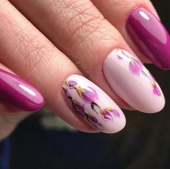 Дизайн ногтей весна 2020: нежный розовый маникюр – идеи с фото
