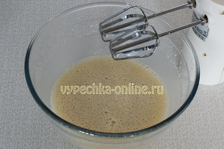 Коврижка медовая постная рецепт с фото пошагово