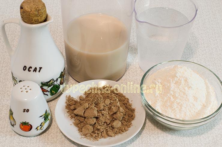 Рецепты выпечки с льняной мукой