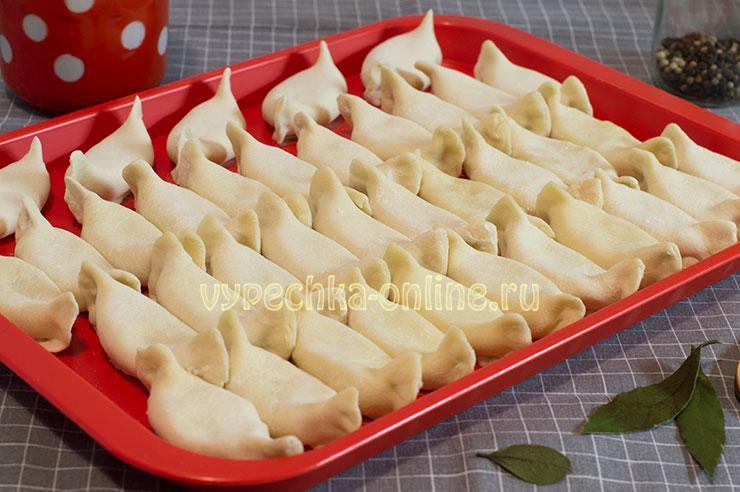Как сделать вареники с картошкой в домашних условиях