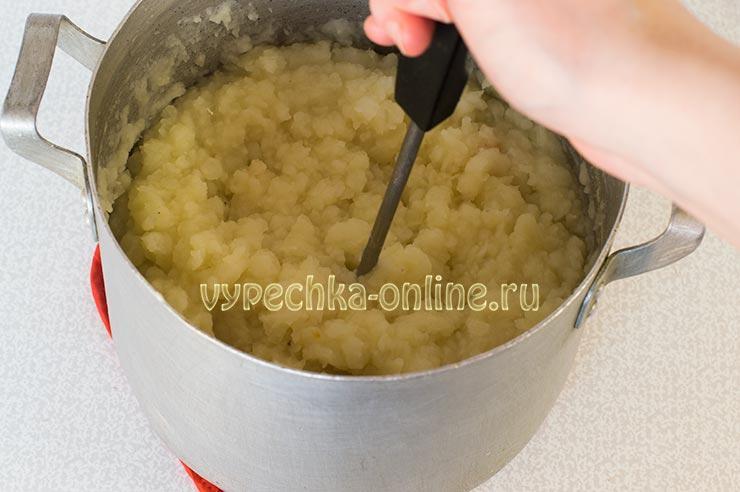 Картофельная начинка