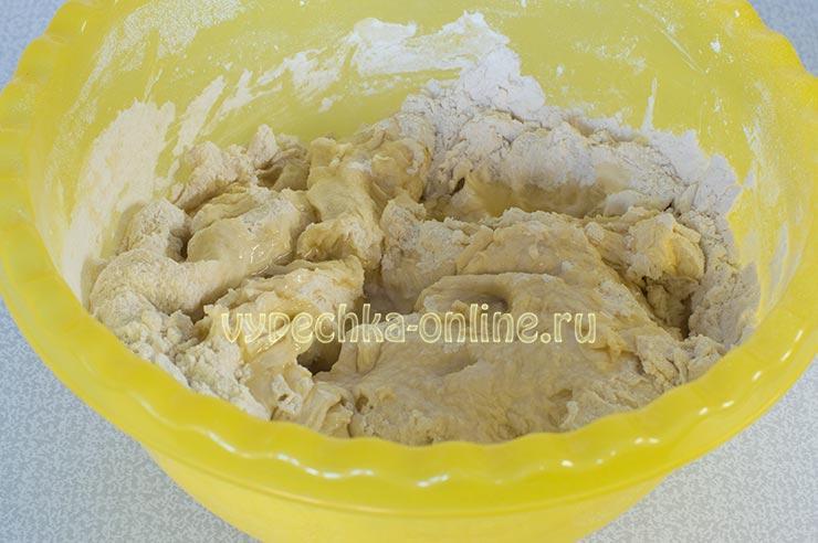 Тесто на вареники с картошкой на минеральной воде
