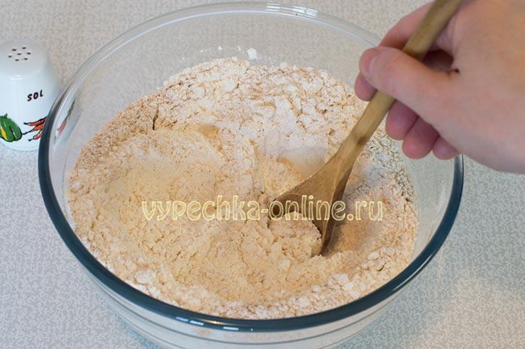 Пшеничная цельнозерновая мука рецепты
