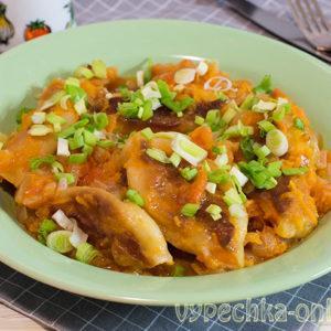 Жареные вареники с картошкой замороженные на сковороде – как пожарить с овощами, рецепт с фото