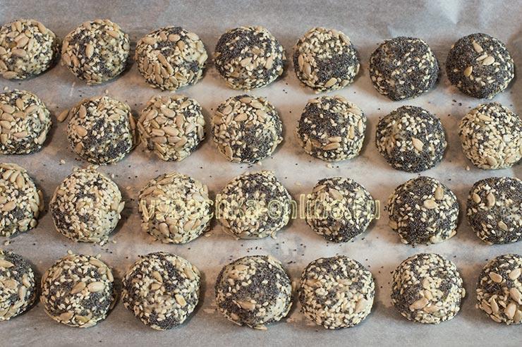 Веганское печенье рецепт с фото в домашних условиях