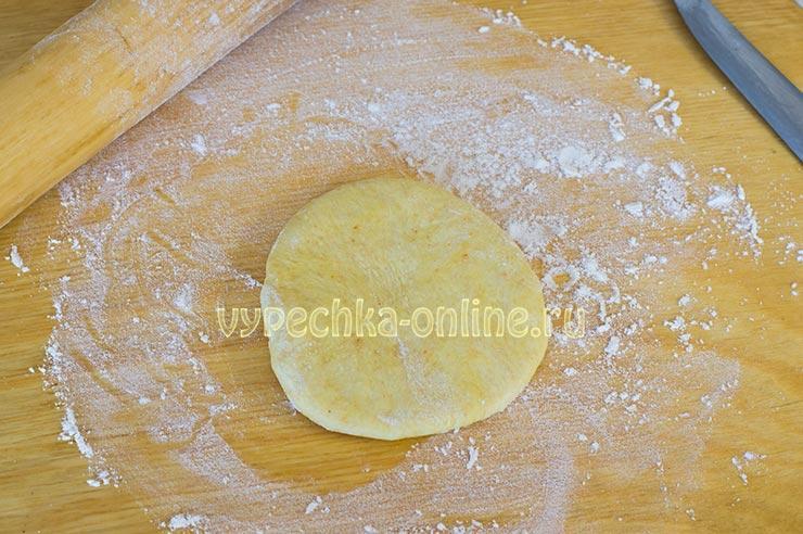 Как сделать булочки жаворонки