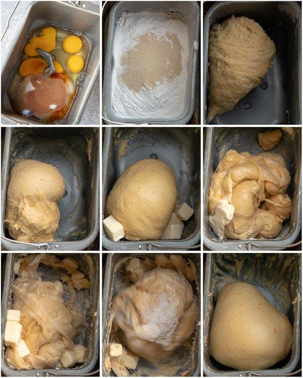 Рецепт вкусного пасхального кулича с сухими дрожжами