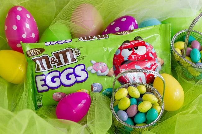 M&M's eggs драже