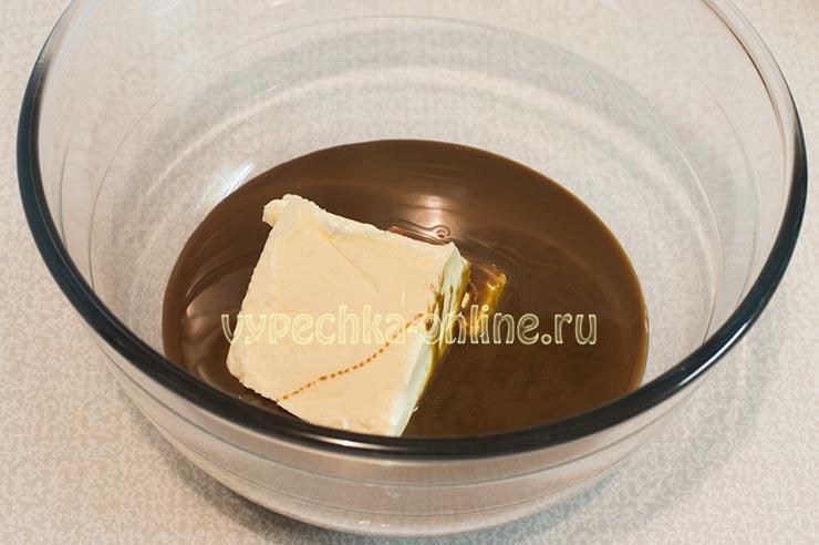Масло, сгущёнка