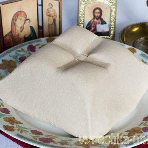 Творожная пасха со сгущёнкой без яиц с кофе – рецепт с фото пошагово