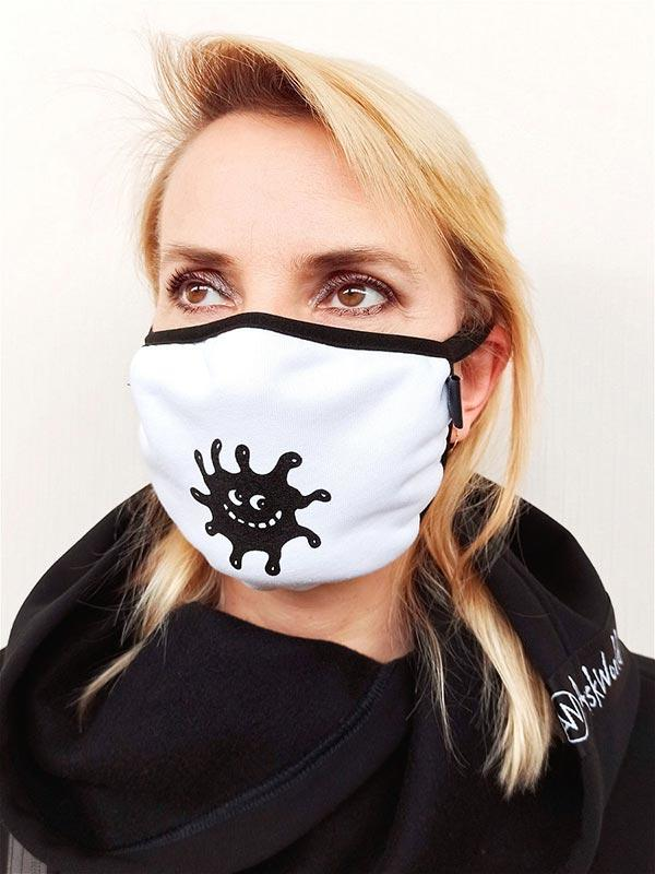 Маска защитная не медицинская от коронавируса