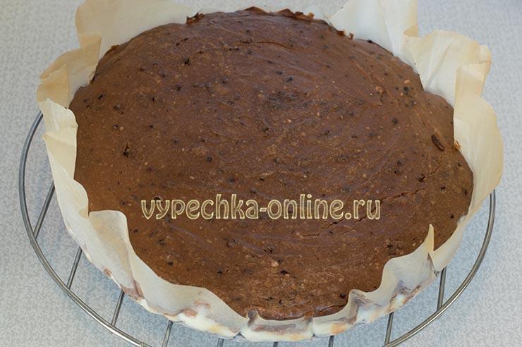 Шоколадный чизкейк в домашних условиях