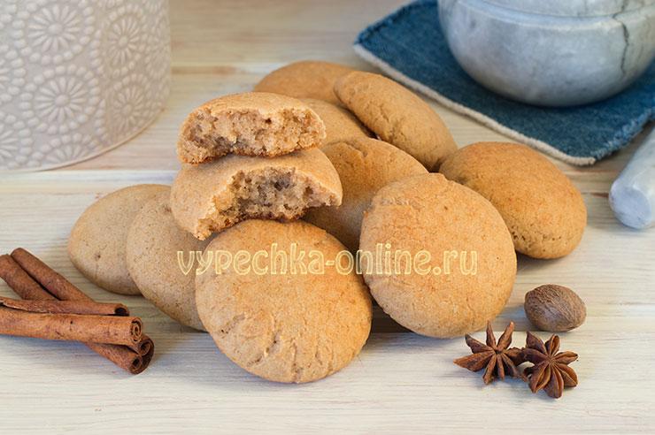 Печенье из безглютеновой муки