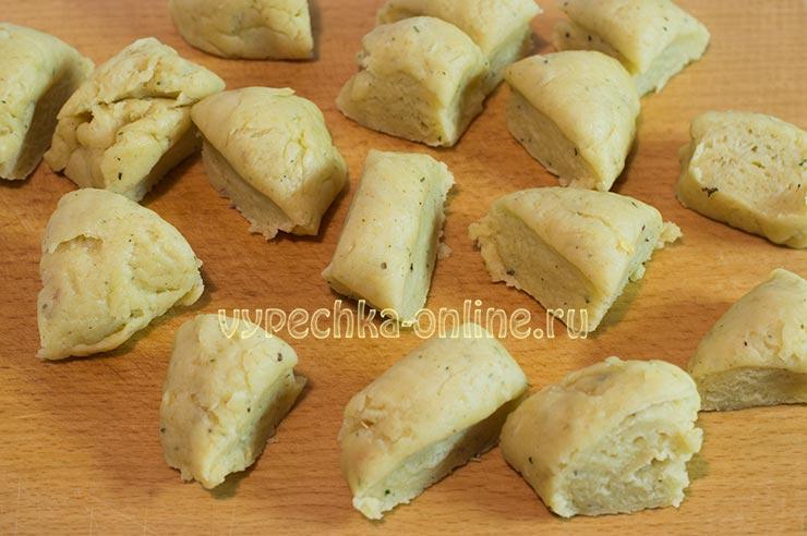 Печенье без духовки на скорую руку