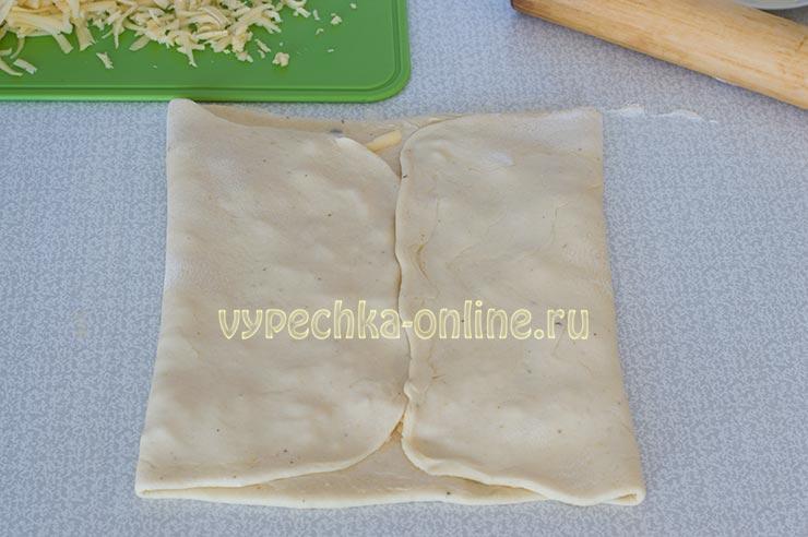 Багет с сыром рецепт