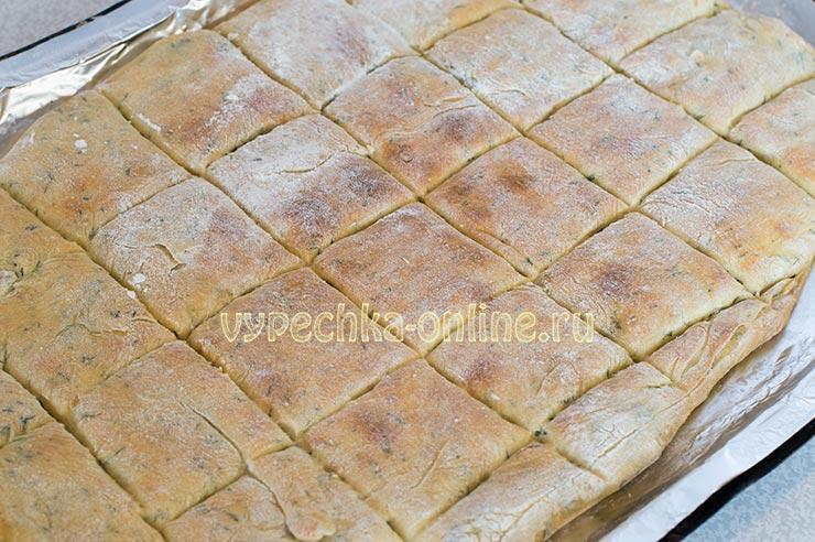 Кефирное печенье без сливочного масла и без яиц